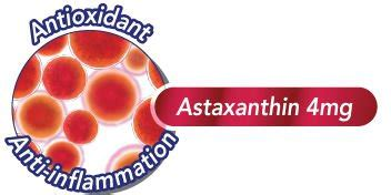 doseage for astaxanthin