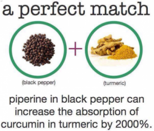 turmeric black pepper extract