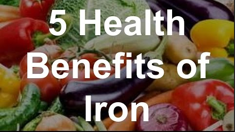 iron supplement benefits