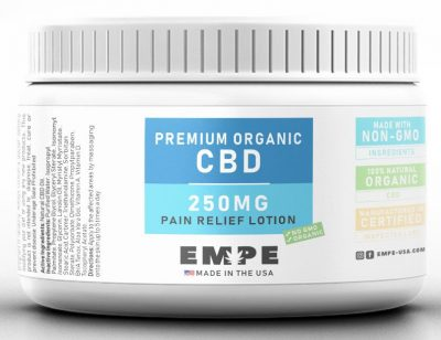 best cbd cream fo rpain