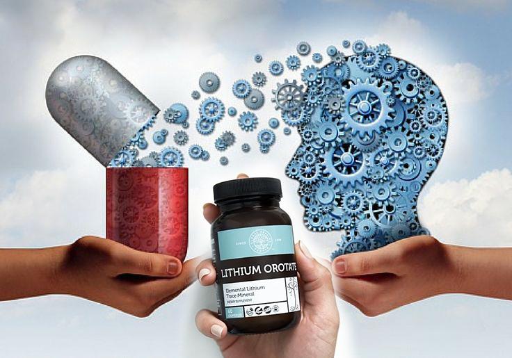 Lithium Orotate Benefits Botanicals One