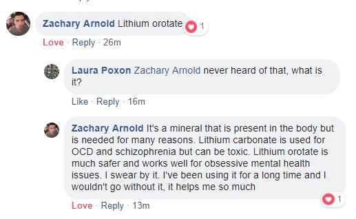 Lithium Orotate Benefits - Botanicals One