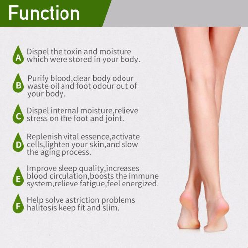Benefits of Foot Detox