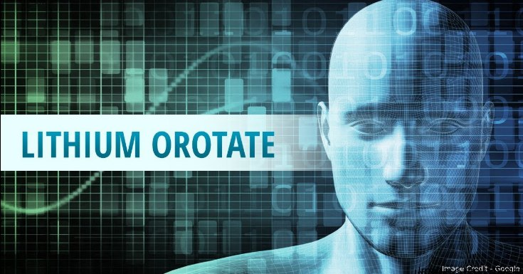lithium orotate uses
