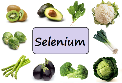 Foods Rich with Selenium