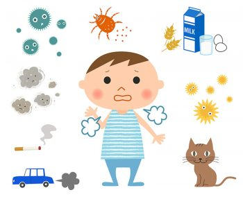 does zinc help allergies